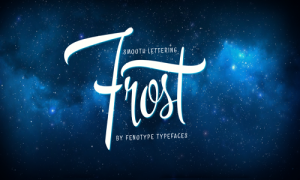 frost-font