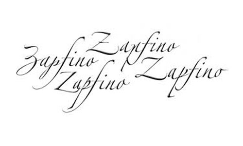 Zapfino font pc font download zapfino has two versions available of its opentype font format firstly the contextual version is filled with amazing features when the font was created altavistaventures Choice Image