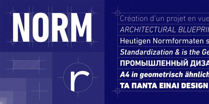DIN Next Font | PC Font Download